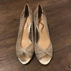 Nina Camille Pump (gorgeous wedding/prom shoes!)